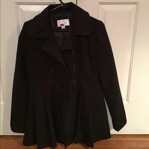 xhilaration Formal button down Pea coat